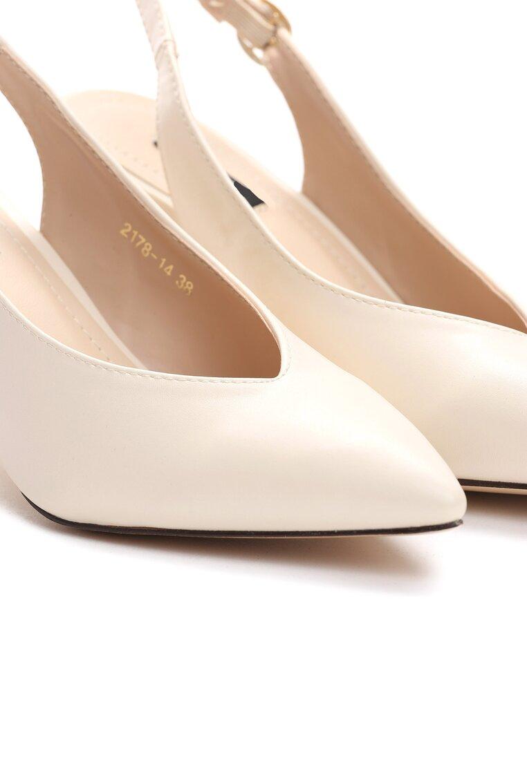 Beżowe Sandały I'm Chillin