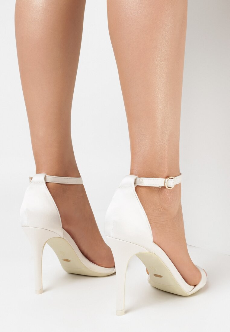 Beżowe Sandały Let Her Know