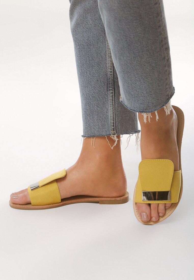 Żółte Klapki Everyone Else