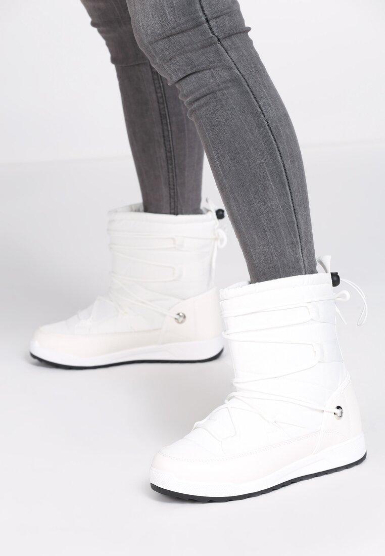 Białe Śniegowce Parsley