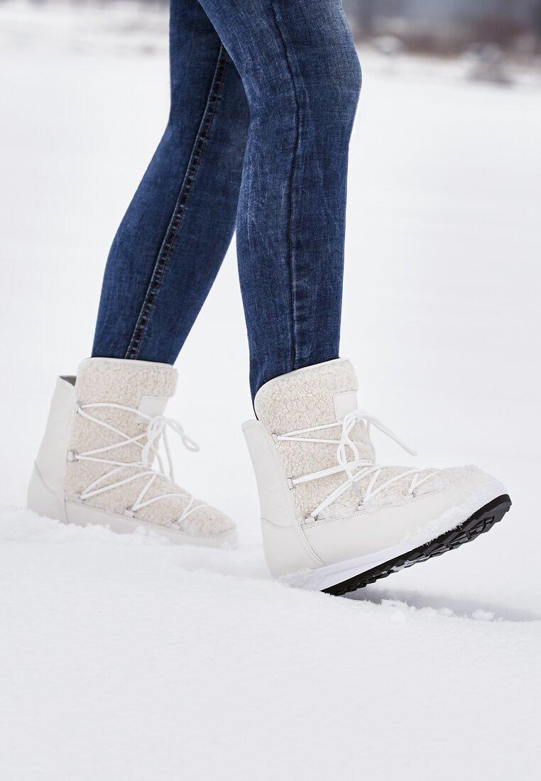 Białe Śniegowce Snowy Girl