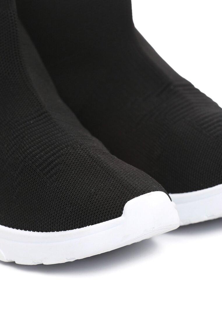 Czarne Buty Sportowe All We Know