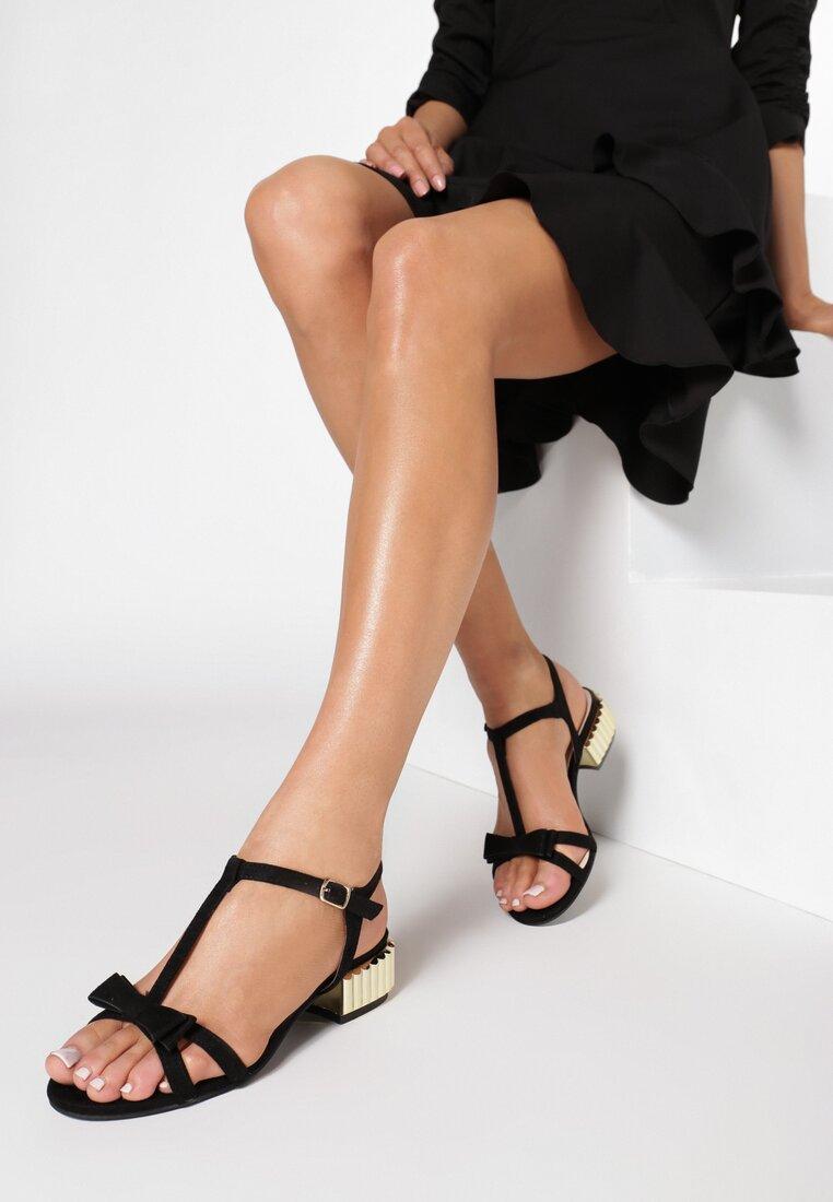 Czarne Buty Sportowe Cromwell Born2be 31076 – ladymag