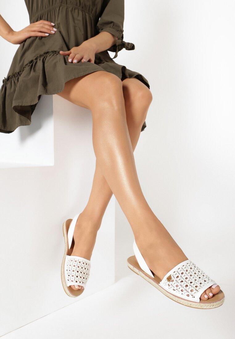 Białe Sandały Generational