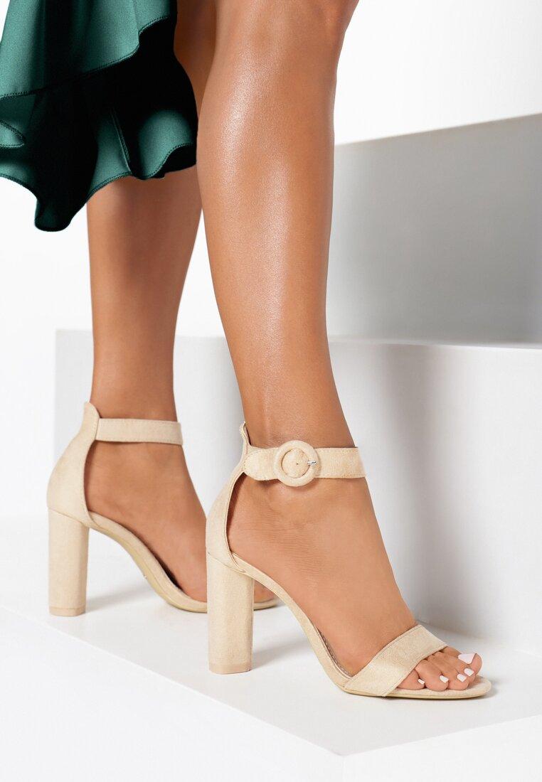 Beżowe Sandały Mccoy