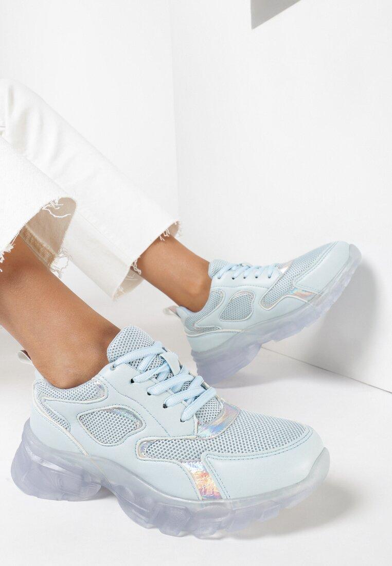 Niebieskie Sneakersy Prisolphi vices